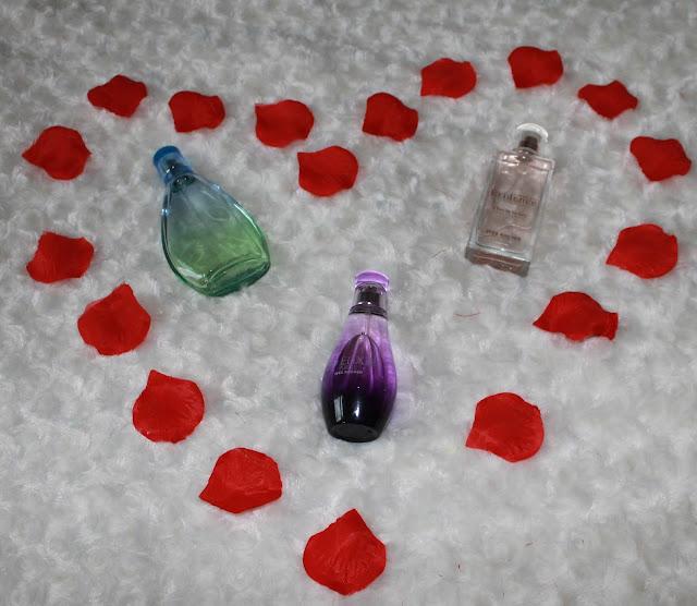Piąty wpis z cyklu OPRÓŻNIAMY KOSMETYCZKI - Moje ulubione zapachy