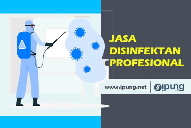 Jasa Disinfektan Profesional