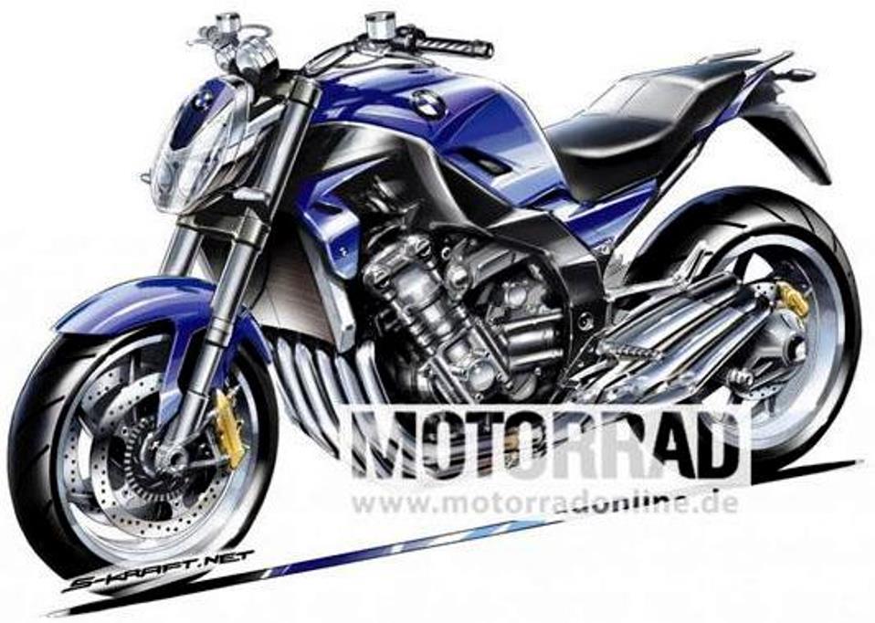 Dibekali dengan mesin 1650cc . . inikah Superbike terbaru yang sedang dipersiapkan oleh BMW Motorrad ?