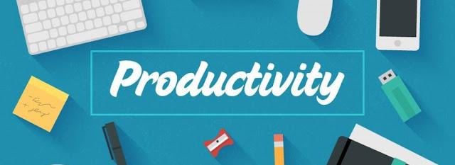 أفضل تطبيقات الأندرويد  لزيادة الإنتاجية 2018