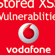 Go! Black Hat: 2 Stored XSS on Vodafone
