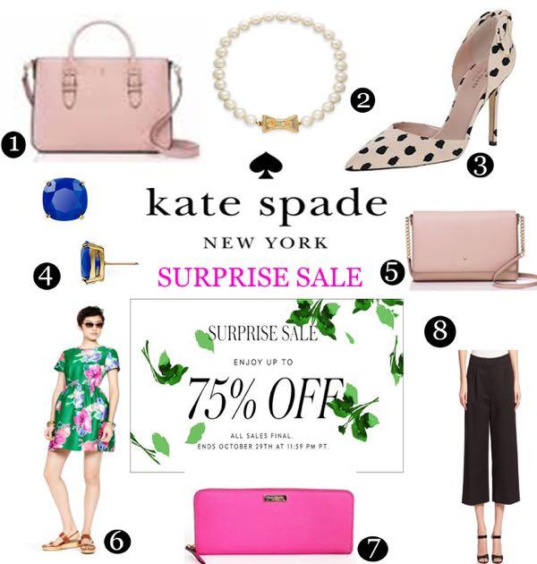 Kate Spade Surprise Sale - Lawyer Lookbook