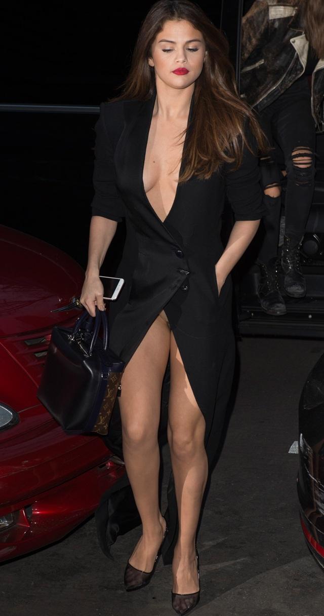 Las partes intimas de Selena Gómez