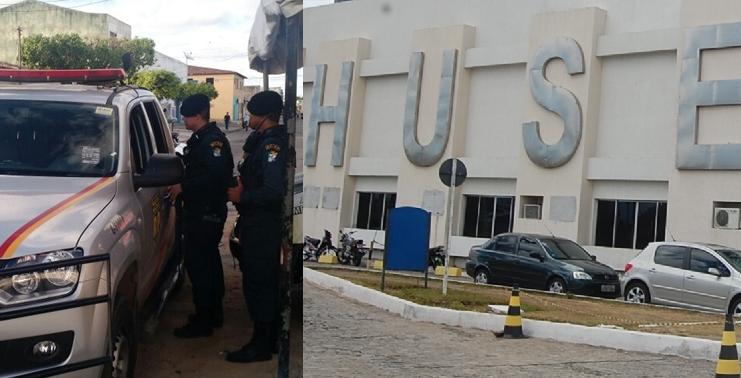 Morre bandido que assaltou mercearia; comparsa foi preso