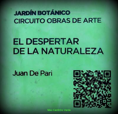 Juan De Pari  - JARDIM BOTÂNICO DE BUENOS AIRES