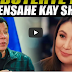 Pres.Duterte May Mensahe Kay Sharon Cuneta