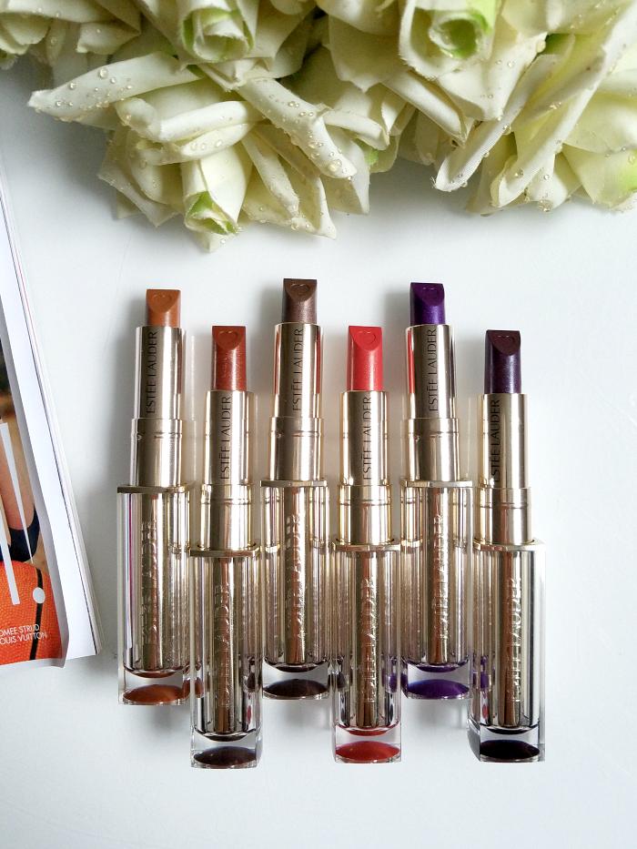 Swathces - Review: Estée Lauder - Pure Color Love Lipsticks - Valentine´s Day Collection 2018 - Madame Keke 4