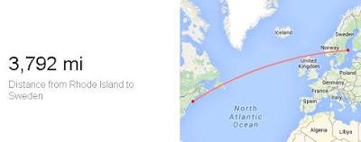 3,792 Miles