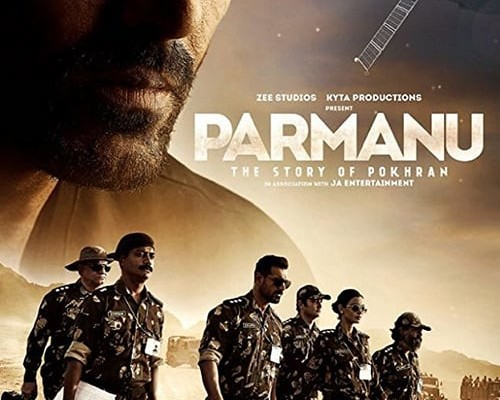 Parmanu The Story of Pokhran - 10 best bollywood hindi movies of 2018