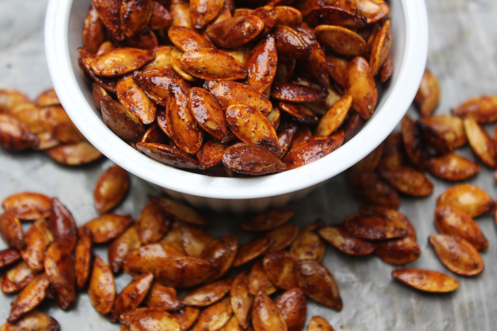 how to fix pumpkin seeds