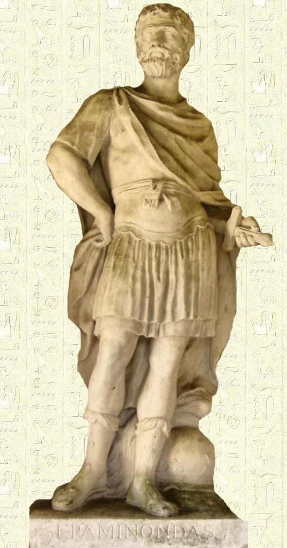 Pelópidas: Político e Militar Tebano e Epaminondas: General e Político Grego
