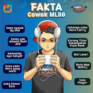 Fakta Pebermain Game Mobile Legends Tipikal Cowok Vs Cewek Saat Main MLBB 13