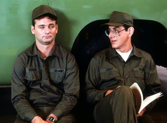 Bill Murray Harold Ramis Stripes