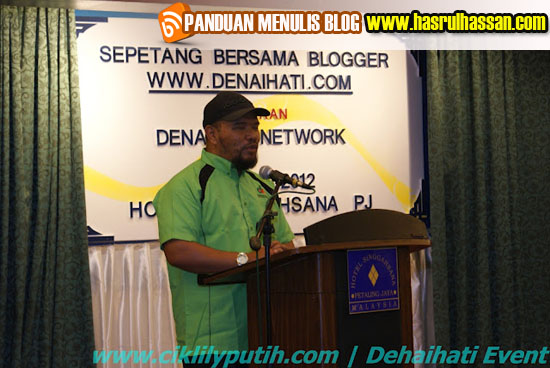 Bagaimana nak jadi seorang blogger terkenal Malaysia?