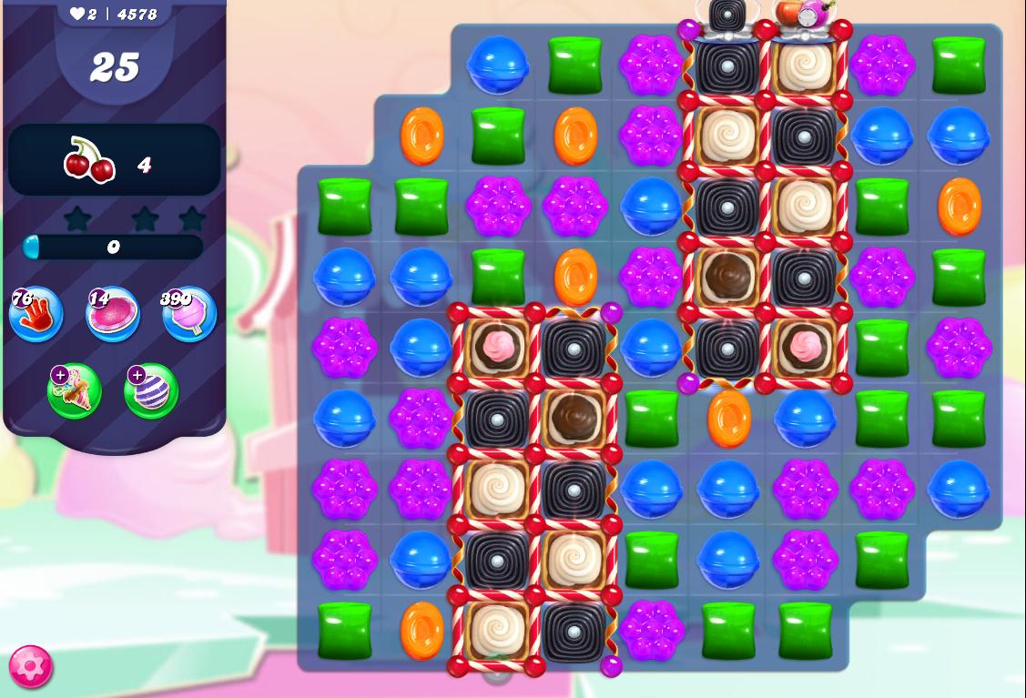 Candy Crush Saga level 4578