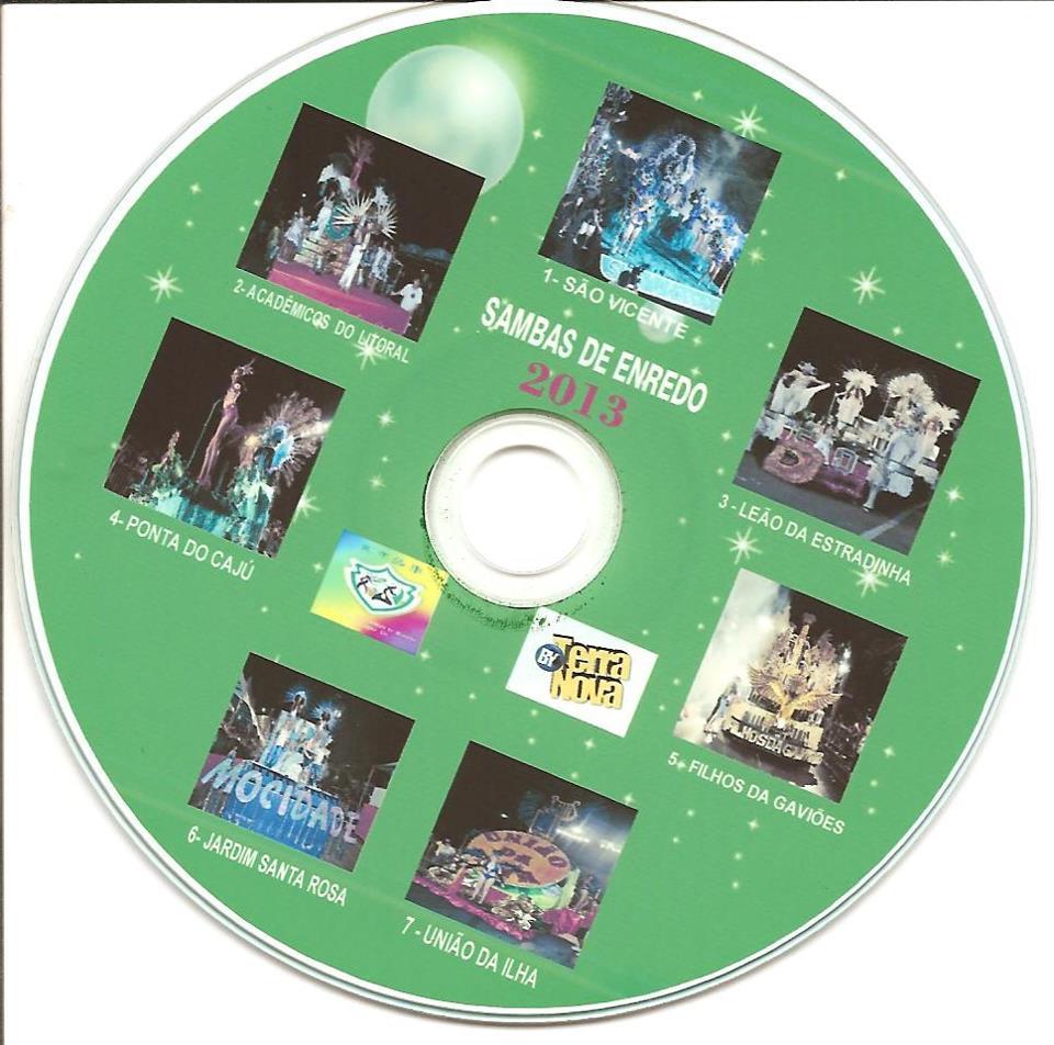 8ea6769ff405 Já está a venda o CD com os sambas-enredo do carnaval de Paranaguá 2013. As  pessoas interessadas devem procurar a Fundação Municipal de Turismo (ao  lado da ...