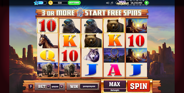 Lucky Slots Free Coins Jackpot