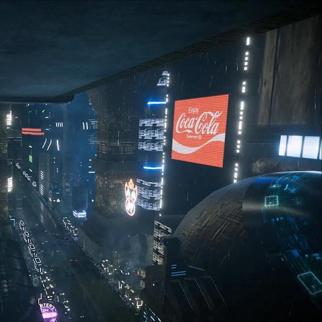 Blade Runner 9732 Wallpaper Engine