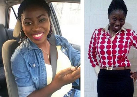 See Nigeria Female accountancy Graduate Asakpa Aghogho Susan who a taxi driver  In Abuja