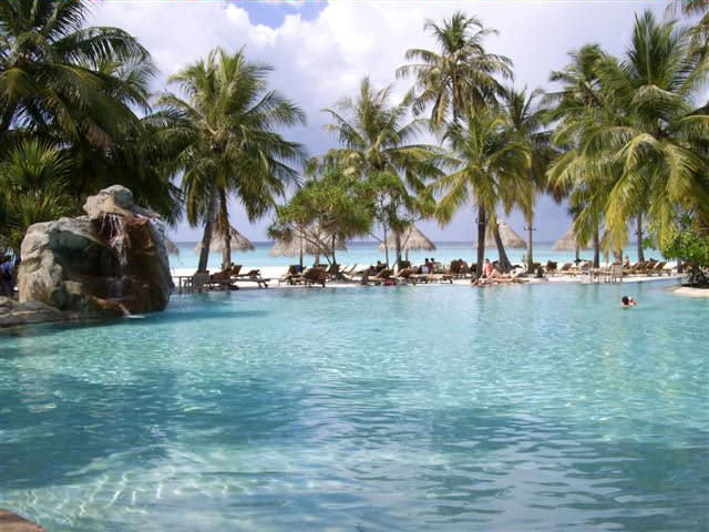 Sun Island Resort & Spa, Pool