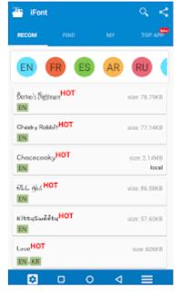 Cara Mengganti Font di semua Android tanpa Root [terbaru]