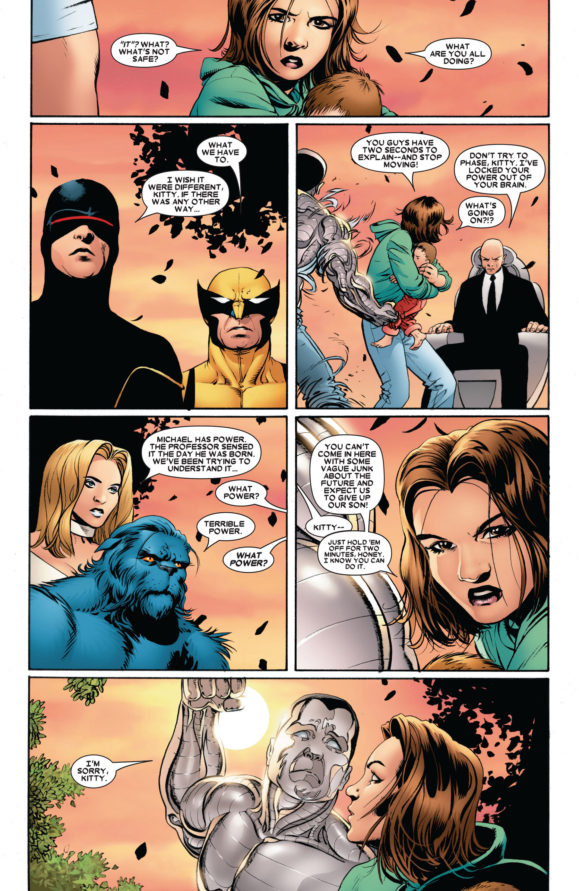 Read online Astonishing X-Men (2004) comic -  Issue #17 - 5