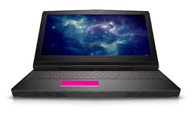 Source: Dell. The Alienware 17 R4.