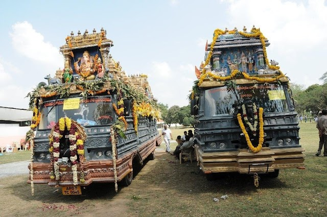 Five Lakh People visited the 5th Hindu Spiritual and Service Fair at Chennai