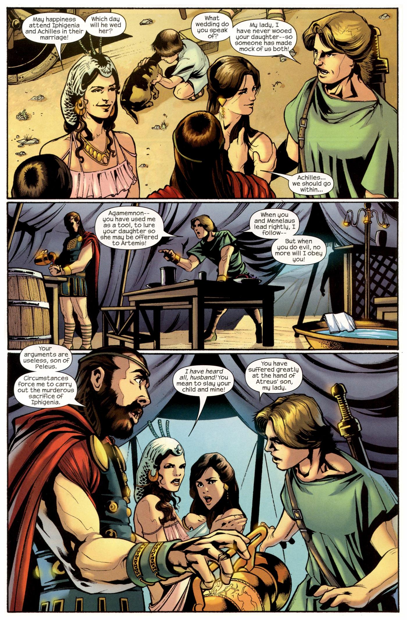 Read online Trojan War comic -  Issue #2 - 5