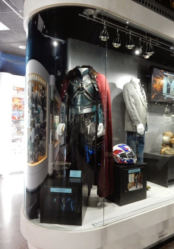 Dracula Untold movie costume exhibit