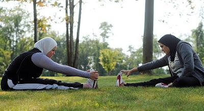Tips Berolahraga Ketika Berpuasa