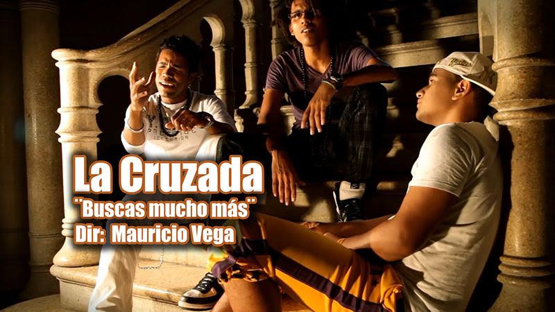La Cruzada - ¨Buscas mucho más¨ - Dirección: Mauricio Vega. Portal Del Vídeo Clip Cubano - 01