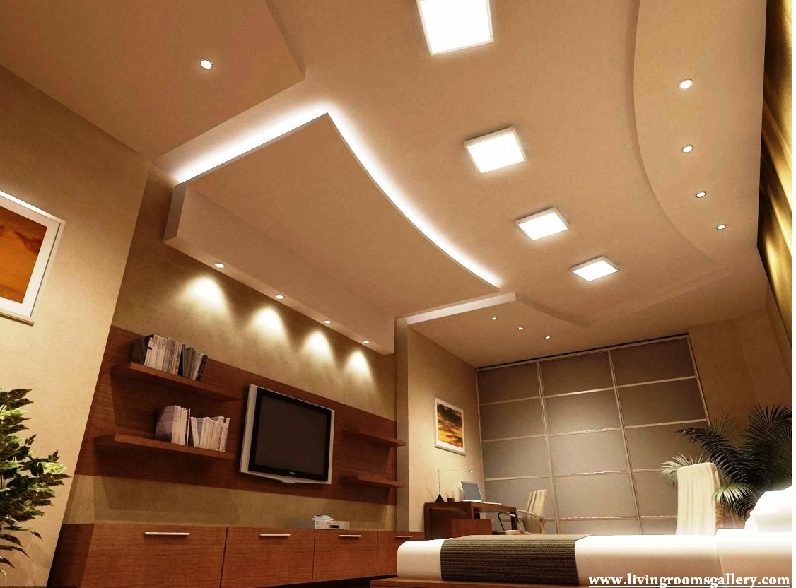 25 False Ceiling Designs For Kitchen Bedroom And Dining Room Living Rooms Gallery