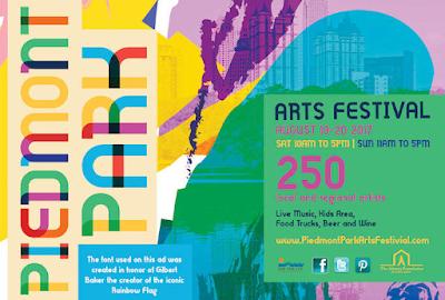 Piedmont Park Arts Festival