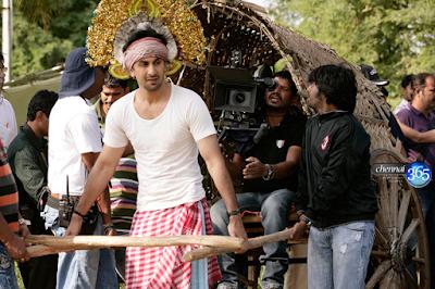 Actor, Acting and On camera acting-Bollywood Actor Ranbir Kapoor