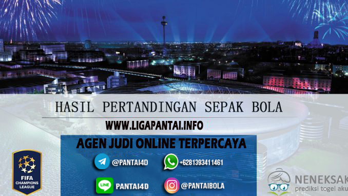 HASIL PERTANDINGAN BOLA 10 – 11 SEPTEMBER 2019