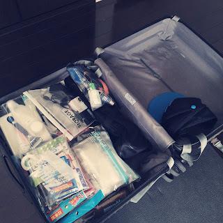 ハワイ旅行 パッキング スーツケース
