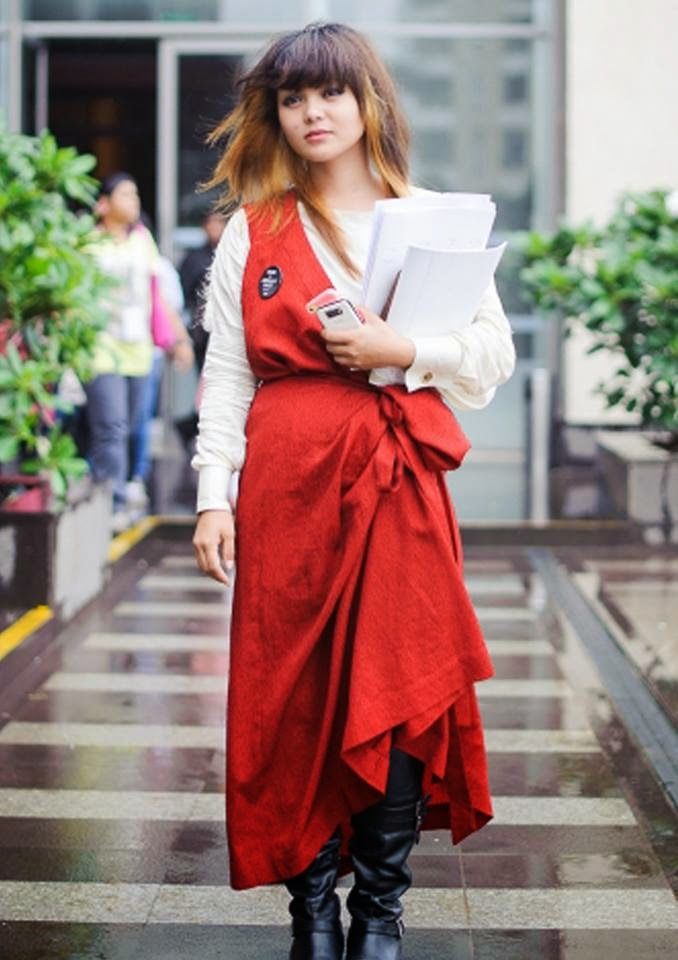 Indian Gorkha Fashion Designer Priyanka Ella Lorena Lama from Darjeeling Invited to Lakme India Fashion Week