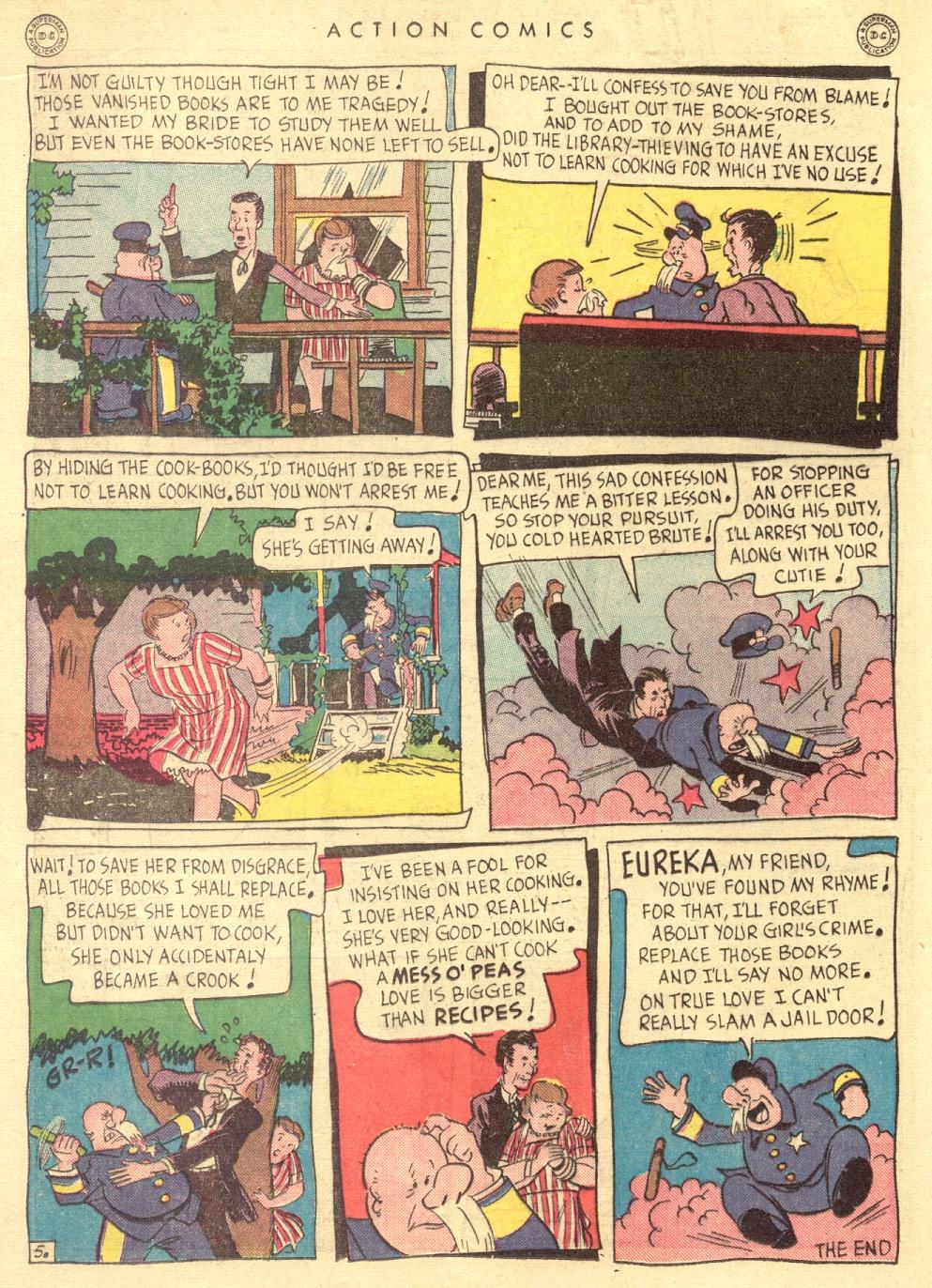 Action Comics (1938) 93 Page 23