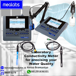 Water Conductivity Meter