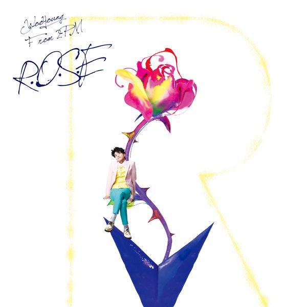 Jang Woo Young – R.O.S.E -Japanese Ver.- – EP