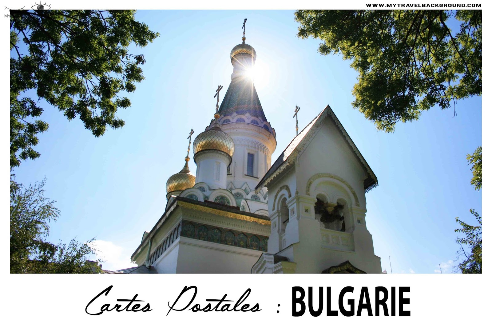 My Travel Background : cartes postales de Bulgarie