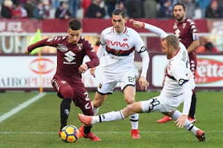 Watch Torino vs Genoa live Streaming Today 02-12-2018 Italy Serie A