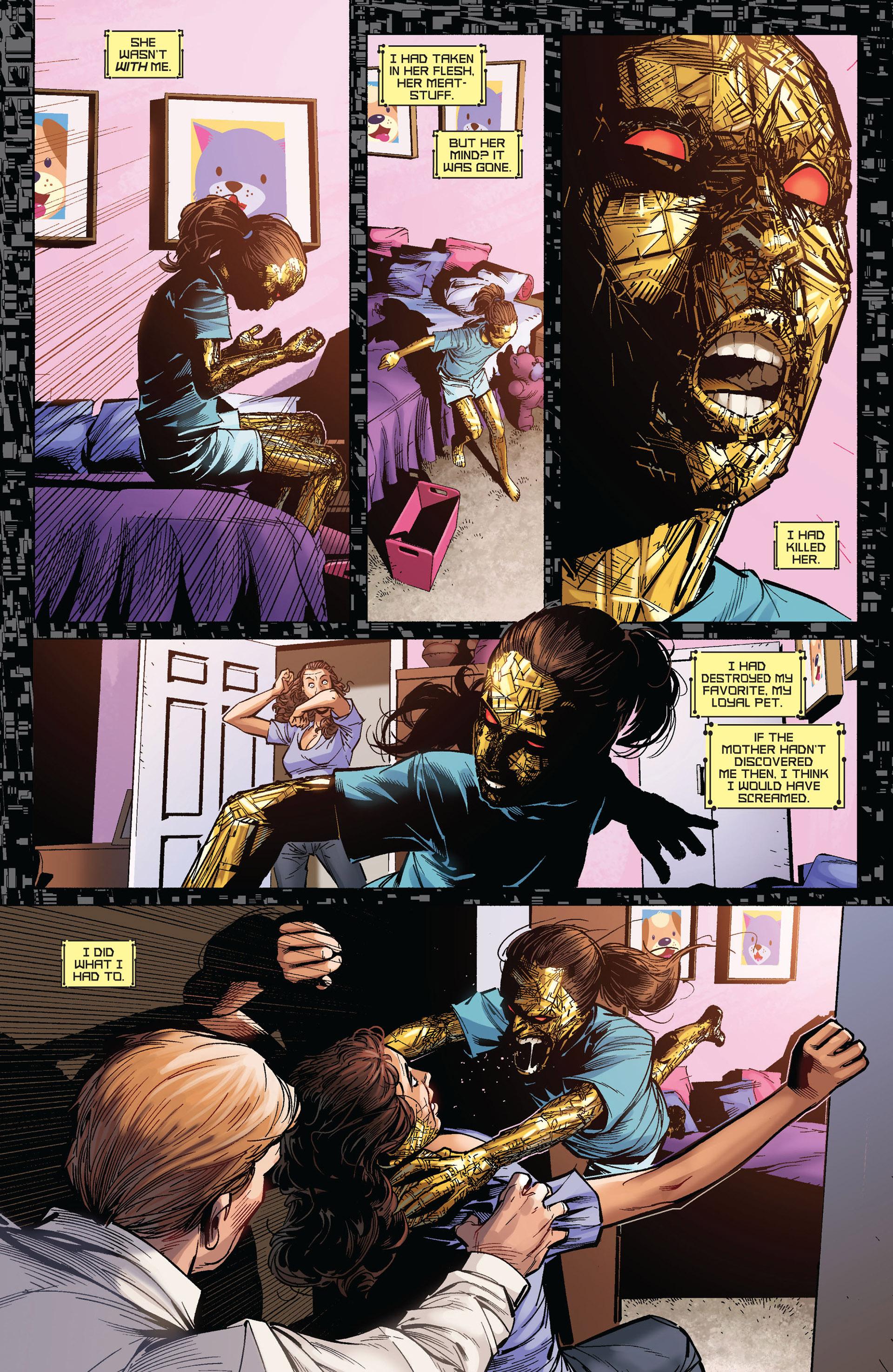 Read online Uncanny X-Men (2012) comic -  Issue #4 - 9