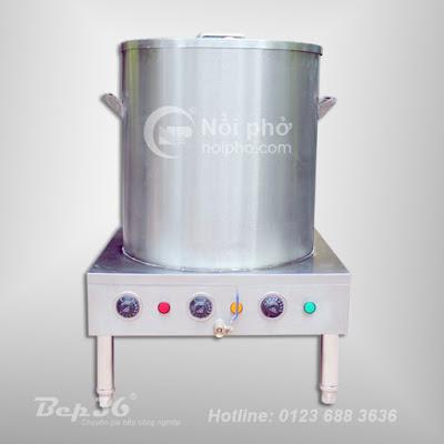 So sánh nồi nấu phở điện sử dụng thanh nhiệt và nồi nấu phở đĩa nhiệt