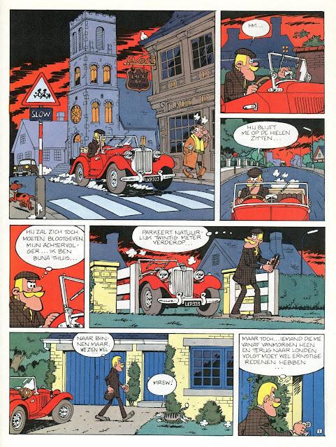 Page de Clifton T8 Un week-end à tuer de Turk et De groot au Lombard