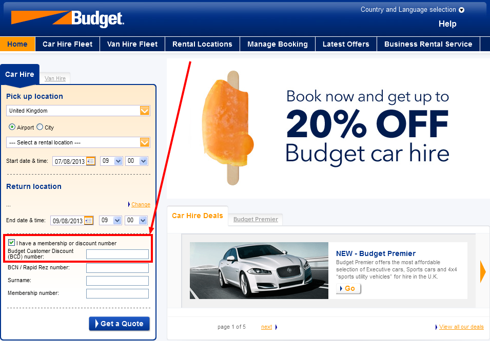 20 Discount On Car Hire In Malta With Budget Co Uk Until 30