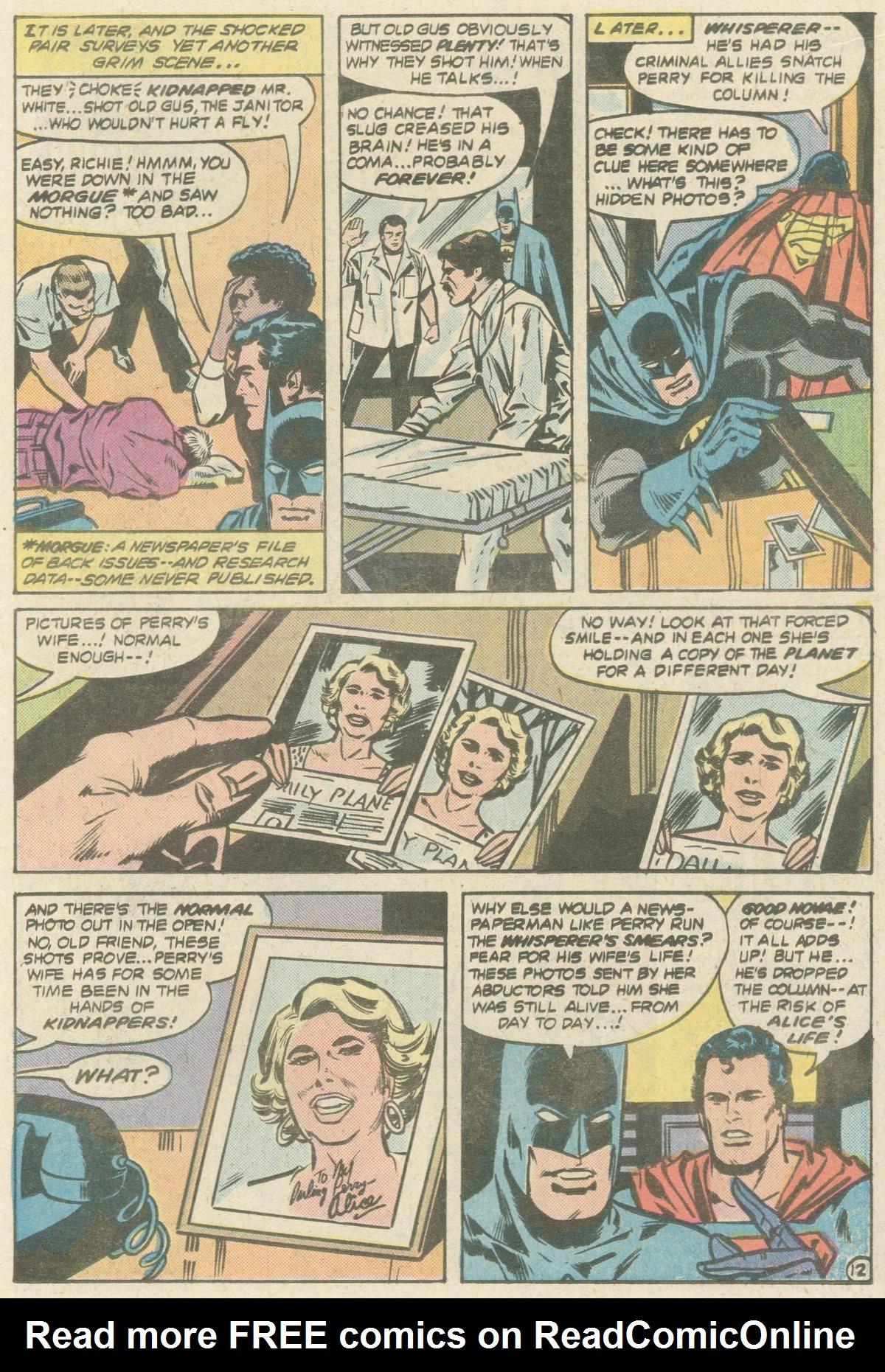 Read online World's Finest Comics comic -  Issue #252 - 16