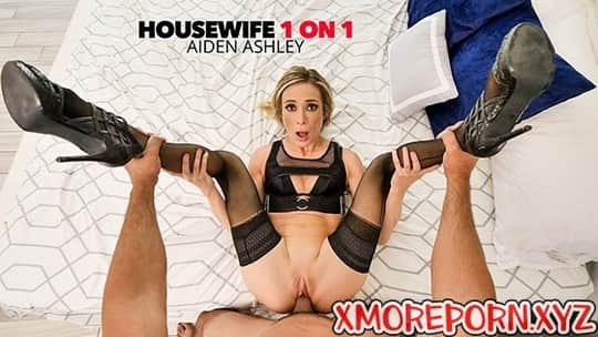 Aiden Ashley in Wife Aiden Ashley fucks you good in bed - Naughty America