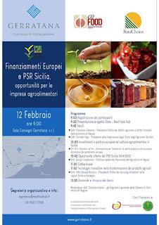 PROGRAMMA DI SVILUPPO RURALE SICILIA E FINANZIAMENTI EUROPEI
